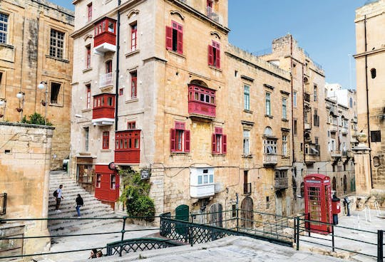 Valletta and the Malta Experience