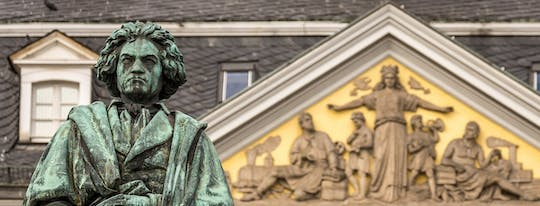 Guided tour of Bonn: in the footsteps of Beethoven