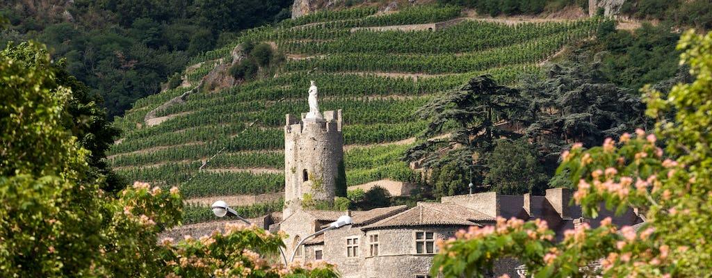 Tagestour in kleinen Gruppen durch zwei Weingüter der nördlichen Rhône