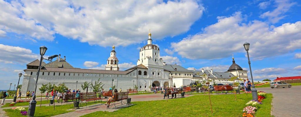Excursão de ônibus para Sviyazhsk e o Templo de Todas as Religiões