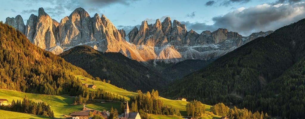 Dolomites and Ortisei day-trip from Lake Garda