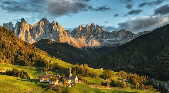 Dolomites and Ortisei day-trip from Lake Garda