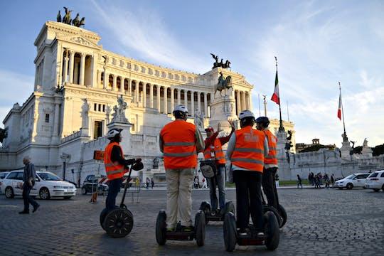 Rome self-balancing scooter night tour