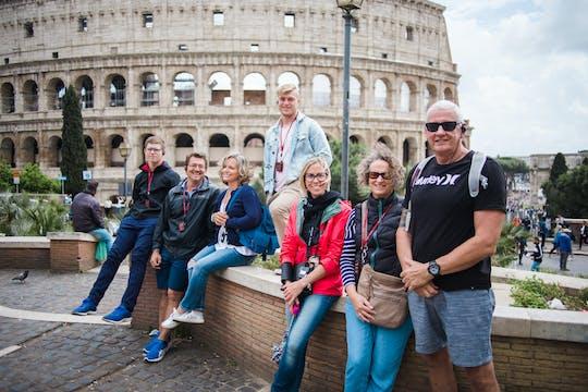 Billets coupe-file pour le Colisée, le Forum et le Vittoriano