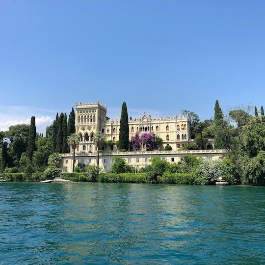 Lake Garda and Salò afternoon boat tour