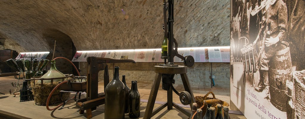 Tickets to the Wine Museum in Sala Baganza