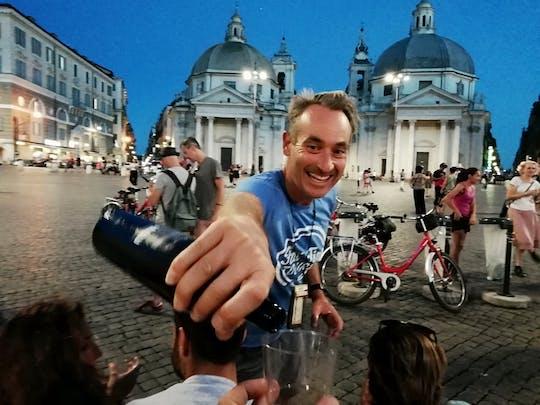 Tour notturno in bici di Roma