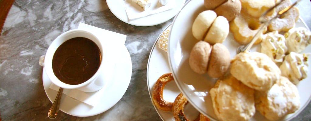 Пикник реале 1700 в кафе reale в Турине