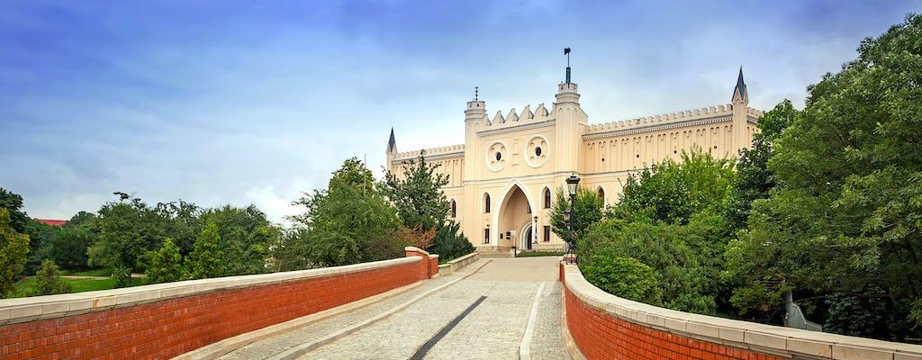 Romantic tour in Lublin