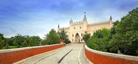 Passeio romântico em Lublin