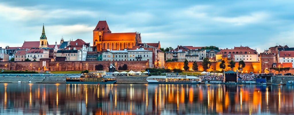 Romantyczna wycieczka po Toruniu