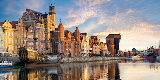 Romantische tour in Gdansk