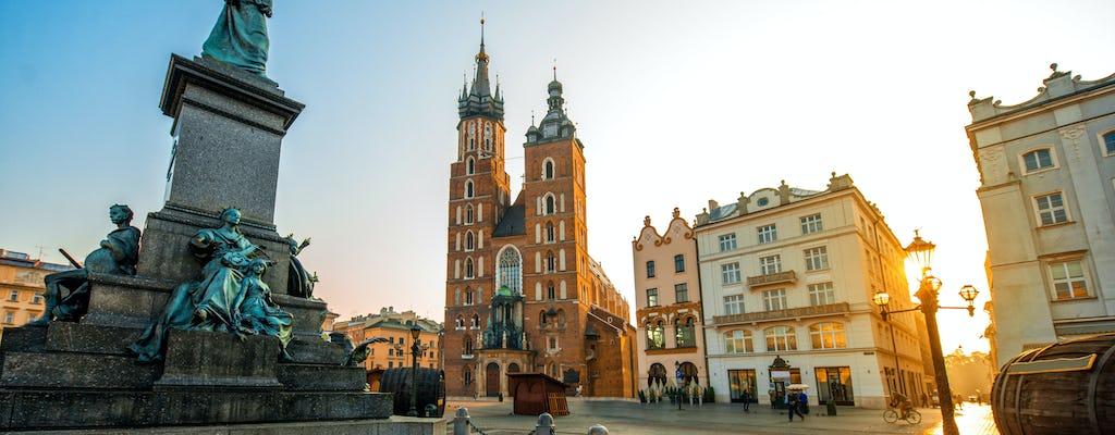 Lo mejor del recorrido a pie por Cracovia