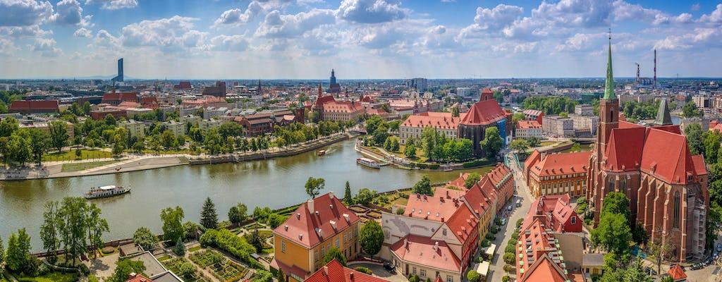 Lo mejor del recorrido a pie por Wroclaw