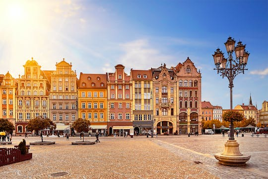 Romantische tour in Wroclaw