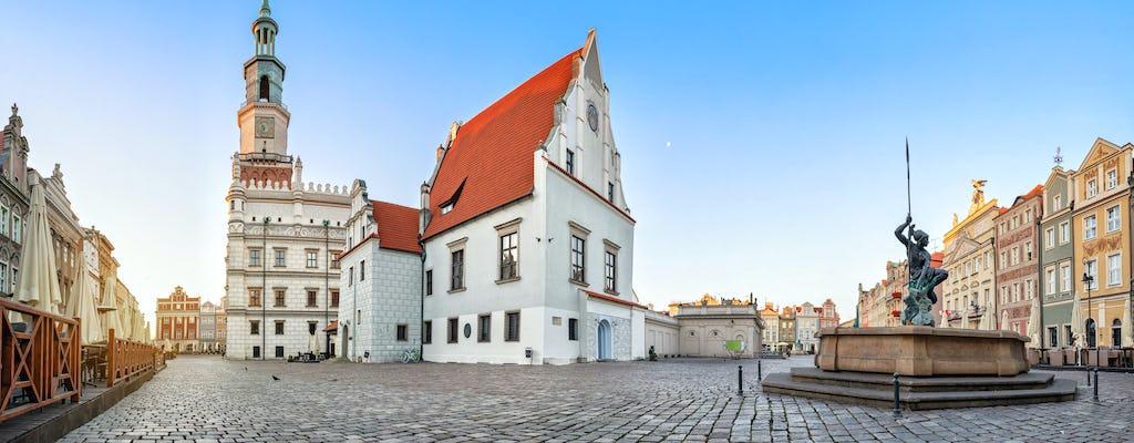 Best highlights of Poznan walking tour