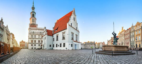 Best highlights of Poznan walking tour