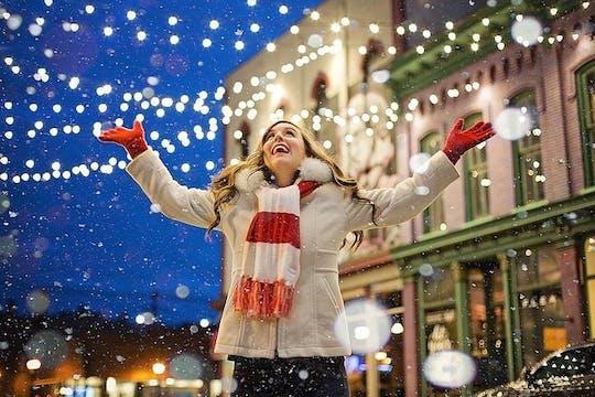 Magische kersttour in Poznan