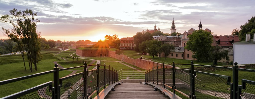 Romantic tour in Zamosc
