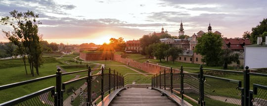 Romantische Tour in Zamosc