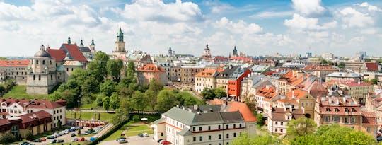 Os melhores destaques do passeio a pé por Lublin