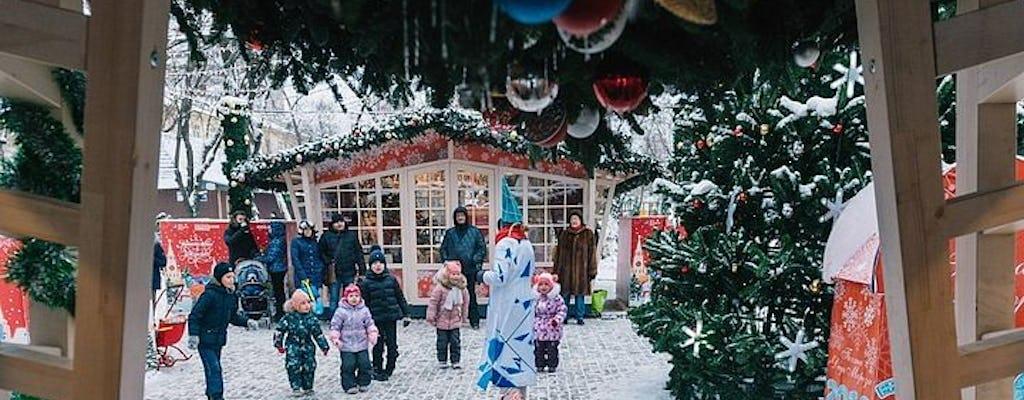 Волшебный новогодний тур в Лодзь