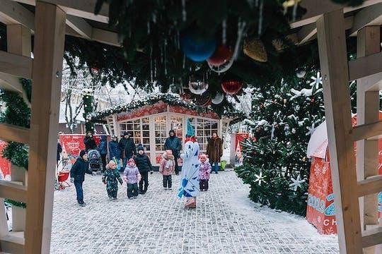 Tour mágico de Navidad en Lodz