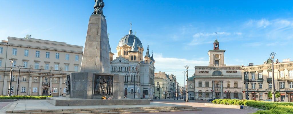 Die besten Highlights der Lodz-Wanderung