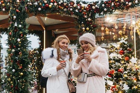 Passeio mágico de Natal em Sopot