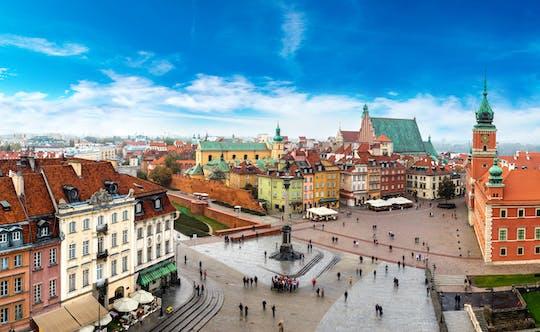 Tour romántico en Varsovia