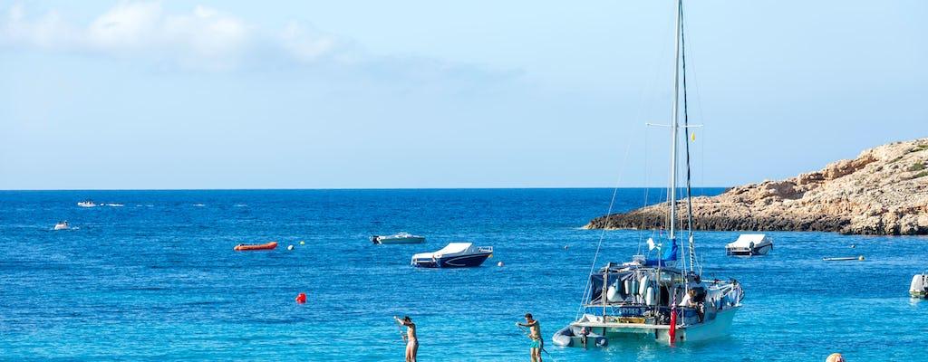 Privé halve dagtrip Ibiza