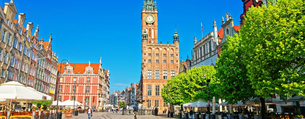 Os melhores destaques do passeio a pé por Gdansk