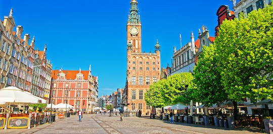 Best highlights of Gdansk walking tour