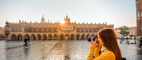 Romantic tour in Krakow