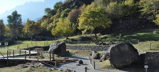 Biglietto unico per i parchi e i musei del sito UNESCO Arte Rupestre della Valle Camonica