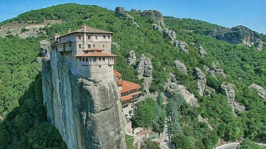 Panoramic Meteora and monasteries tour from Kalabaka