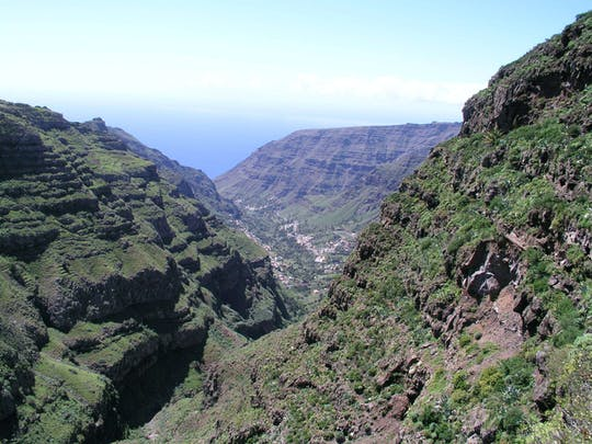 Wanderung durch den Fabelwald von La Gomera