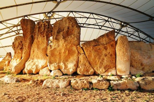 Visite des temples préhistoriques