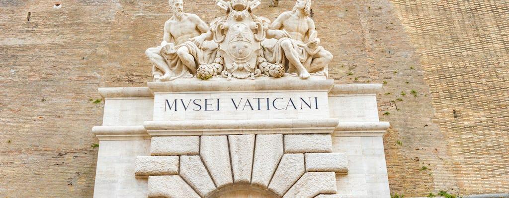 Nocne zwiedzanie Muzeów Watykańskich i Kaplicy Sykstyńskiej