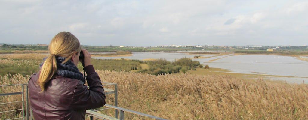 Tour di birdwatching di mezza giornata a Lagoa dos Salgados