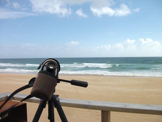 Vogelbeobachtungstour durch die Alvor-Dünen