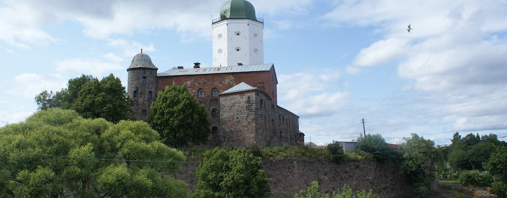 Tour of medieval Vyborg from Saint Petersburg