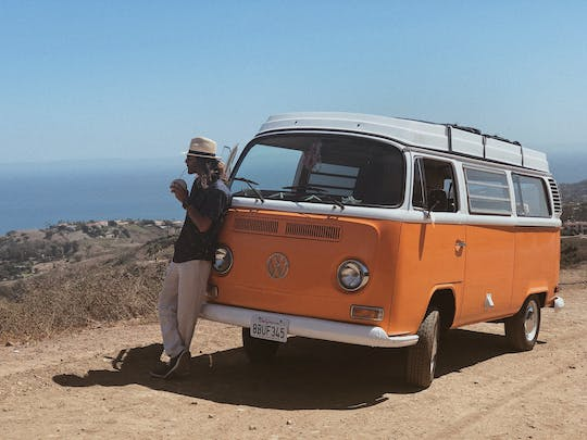 Malibu sightseeing tour with wine tasting