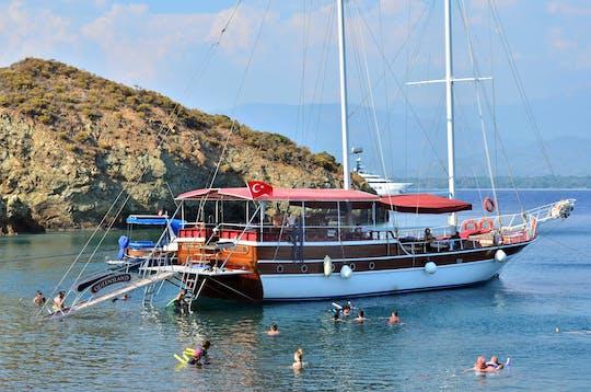 Croisière en bateau à Fethiye