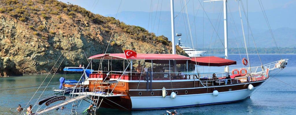 Fethiye Boat Cruise