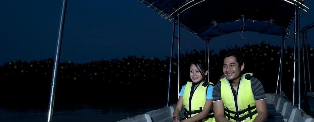 Kuala Selangor Firefly Blinking tour privado com jantar de frutos do mar