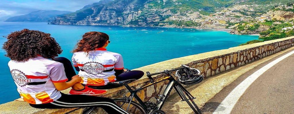 Amalfi Coast bike tour from Sorrento
