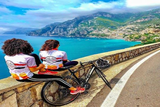 Passeio de bicicleta pela Costa Amalfitana saindo de Sorrento