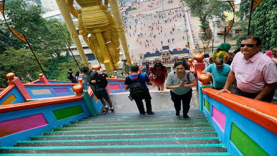 Half-day Batu Caves and cultural group tour