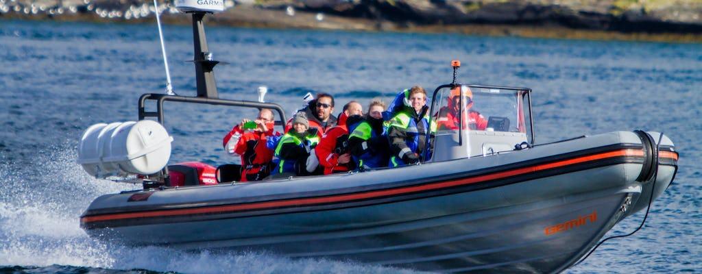 Скоростной лодке до Хелла зона отдыха